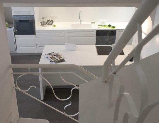 Penthouse design in Netanya 2016