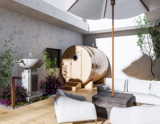 Roof Garden Design in TLV 2021