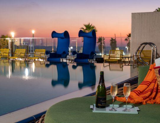 מלון הרודס תל אביב 2020