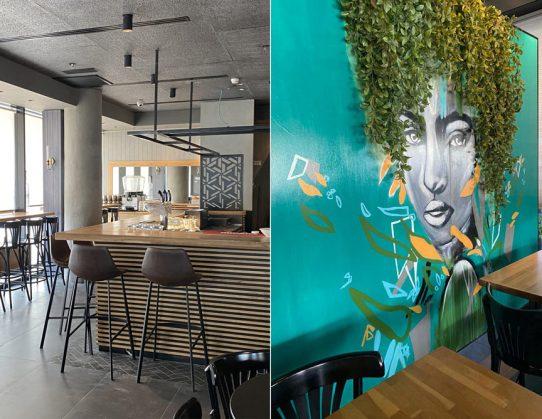 מסעדת 4SEA, הרצליה פיתוח 2021
